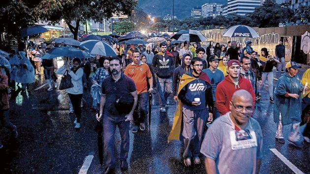 Venezuela: Oposición alista voto contra Constituyente de Nicolás Maduro (USI)