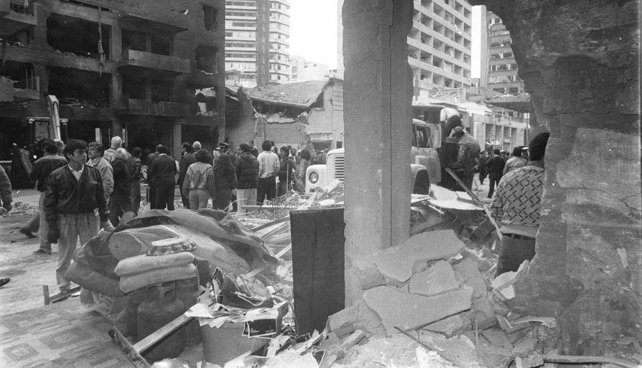 Víctimas del atentado de Tarata serán homenajeadas tras 25 años del ataque de Sendero Luminoso. (El Comercio)