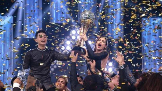 Milett y su pareja ganaron la copa del reality en el 2016.