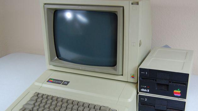 Apple: Mira lo que era posible realizar con una computadora de los años 80 (Reuters)