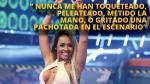 """Dorita Orbegoso deja claro que en sus shows nunca """"le han metido la mano o toqueteado"""" - Noticias de dorita orbegoso"""