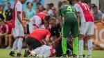 El volante del Ajax, Abdelhak Nouri, sufre daños cerebrales permanentes - Noticias de ajax