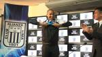 David Trezeguet visitó las instalaciones de Alianza Lima y posó con su camiseta [FOTOS] - Noticias de prensa alianza lima