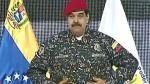 """""""Me parezco a Saddam Hussein"""", dijo Nicolás Maduro tras presentar nuevo uniforme de la Policía [VIDEO] - Noticias de ascenso de militares"""