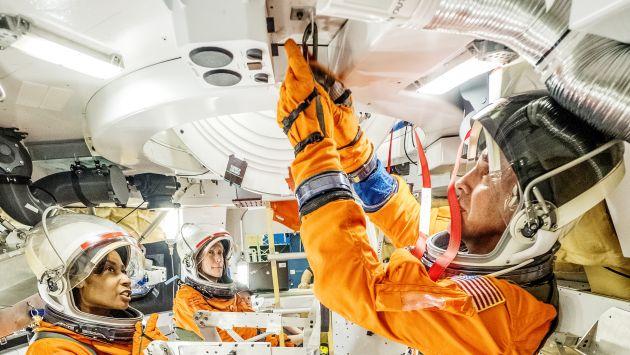NASA admite que no tiene dinero para una misión tripulada a Marte (NASA)