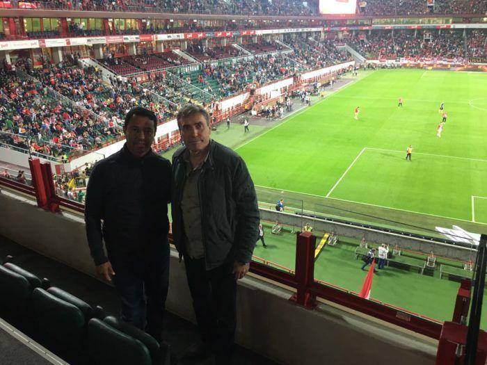 Jefferson Farfán afronta hoy el gran partido por la Supercopa de Rusia