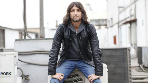 Pipe Villarán también es guitarrista del reconocido grupo Gx3 (Mario Zapata/Perú21).