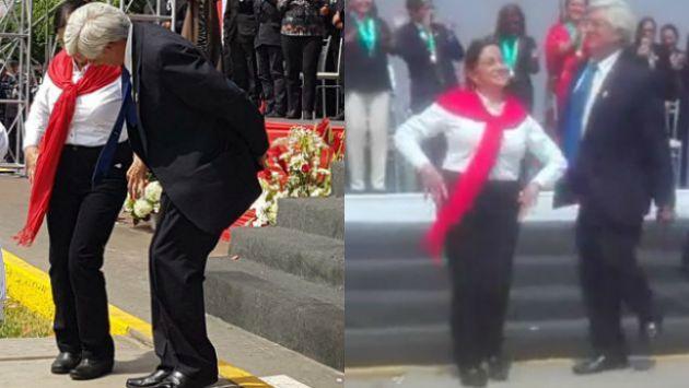 Percy Vizcarra nos da lección de orgullo peruano con este huayno. (Municipalidad de La Molina)