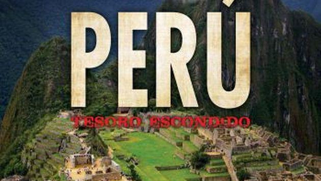 Película 'Perú: Tesoro Escondido' se estrenará en noviembre de este año. (Andina)