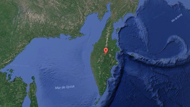 Este fue el epicentro del terremoto. (Google Maps)