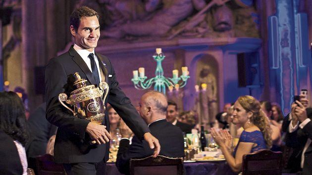 A  sus 35 años, el 'Expreso Suizo' retornó a la élite del tenis mundial. (AP)