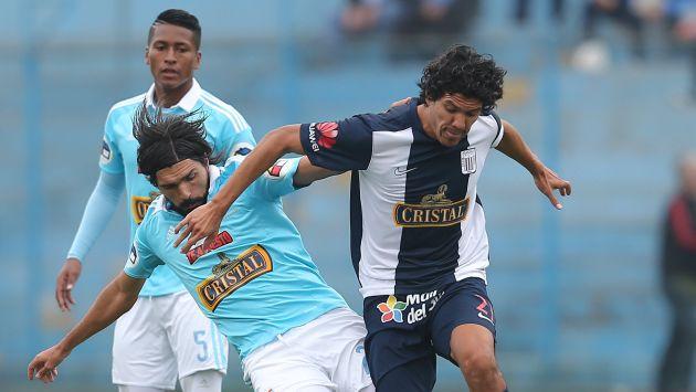 Antes del compromiso, solo un punto separaba a Sporting Cristal de Alianza Lima en la tabla de posiciones del Torneo Apertura 2017. (USI)