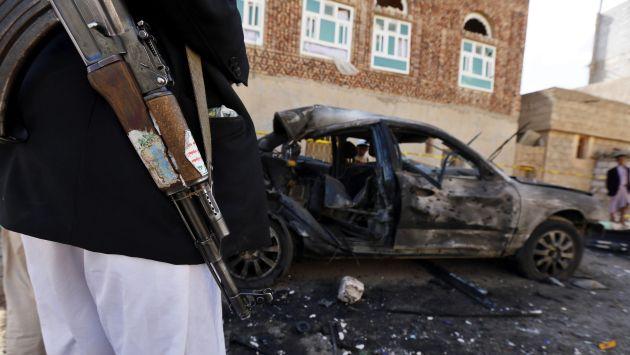 Informe también detalla que los ataques terroristas bajaron un 9% a nivel global en 2016. (Efe)