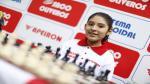 """Fiorella Contreras, niña peruana campeona mundial de ajedrez: """"No entiendo qué más debo ganar para recibir apoyo"""" - Noticias de ivan nacional"""