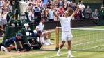 Roger Federer se impuso a Marin Cilic y conquistó su octavo título en Wimbledon [FOTOS] - Noticias de mario viera