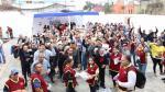 Así se desarrolló el plebiscito a los venezolanos en Perú [FOTOS Y VIDEO] - Noticias de mesas de sufragio