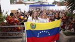 Así se desarrolló el plebiscito a los venezolanos en Perú [FOTOS Y VIDEO] - Noticias de cercado de lima