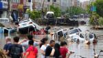 Inundaciones en China provocaron 18 muertos y 18 desaparecidos [FOTOS] - Noticias de desaparecidos