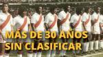 Hoy se cumplen 40 años de la penúltima clasificación de Perú a un Mundial - Noticias de panadero diaz