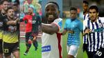 En la recta final: Así se jugará la jornada once del Apertura 2017 - Noticias de martin vs sporting cristal