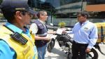 Miraflores: Municipio empadronará a motocicletas que realizan delivery - Noticias de señales de tránsito