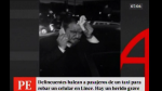 Lince: Delincuentes balean a pasajero de un taxi para robarle su celular [VIDEO] - Noticias de asaltantes