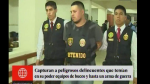 Caen dos presuntos narcotraficantes con droga y arma de guerra [VIDEO] - Noticias de suboficial