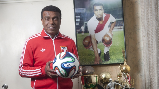 Cubillas es el noveno máximo goleador en la historia de las Copas del Mundo. (USI)