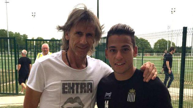 Gareca se encuentra en Europa para evaluar el desempeño de los jugadores peruanos. (Foto: FPF)