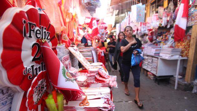 Consejos para incrementar tus ventas en fiestas patrias (Marco Rojas/Perú21)