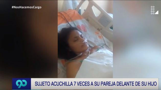 Sullana: Sujeto acuchilló 7 veces a su pareja frente a su hijo (Latina)