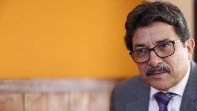 "Enrique Cornejo: ""Auditaré a Luis Castañeda si soy alcalde"""