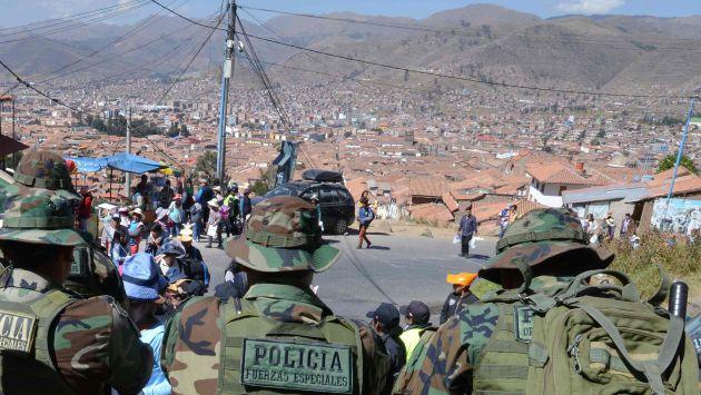 Declaran Estado de emergencia por 30 días en Machu Picchu y 5 distritos de Cusco y Puno. (AFP)