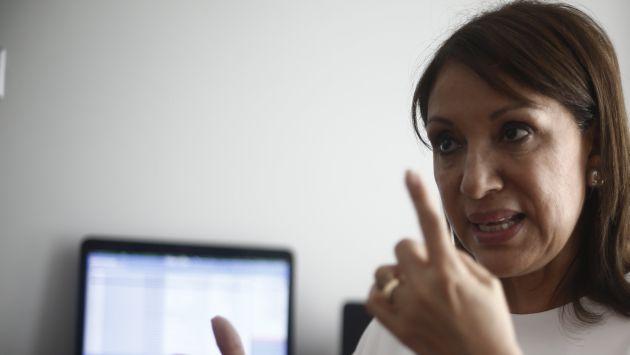 Julia Príncipe: 'PPK y Zavala pidieron la destitución de la procuradora Ampuero'