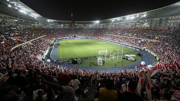 La selección peruana recibirá a su similar de Bolivia el próximo 31 de agosto por la fecha 15 de las Eliminatorias. (USI)