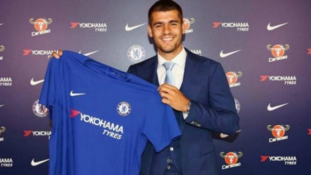 Morata jugará en la Premier League. (Chelsea)