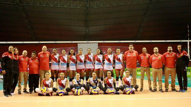 Perú perdió 1-3 ante República Checa por la tercera parada del Grand Prix