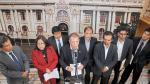 Frente Amplio decide hoy sus comisiones y vocería - Noticias de marco arana