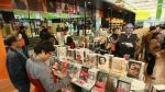 Feria del Libro de Lima: Hoy inicia las actividades en la feria cultural (USI)