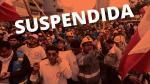 ¡No va más! Anuncian suspensión de huelga minera - Noticias de comisión de fiscalización