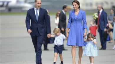 Los niños no mienten... George y Charlotte te lo demuestran [FOTOS]
