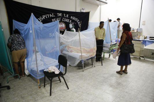 El dengue cobró una vida más en Piura.