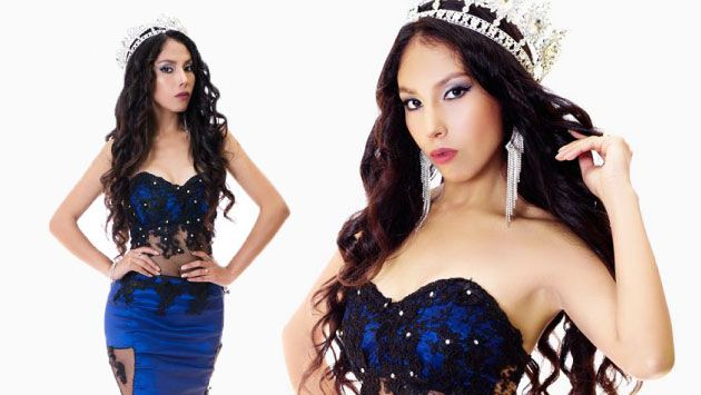 Candidata ayacuchana nos representará en Miss Hispanoamerica International 2017. (Difusión)