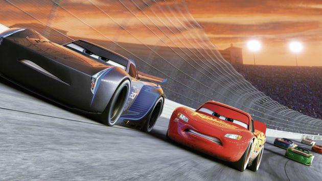 Anímate a jugar 'Cars 3: Drive to Win'.