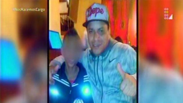 Él es 'Zancudito', el menor de 15 años que asalta junto con su padre en el Cercado de Lima. (Latina)