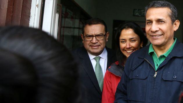 Audiencia de apelación de Ollanta Humala y Nadine Heredia será este lunes