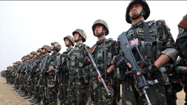 China moviliza tropas ante una posible guerra con Corea del Norte (El Microlector).
