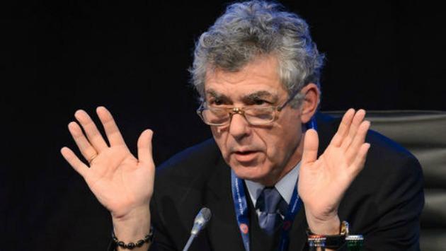 Villar será suspendido por un año tras haber lucrado presuntamente con fondos de la selección española. (AFP)