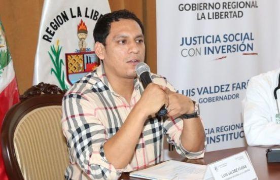 Luis Valdez reveló sus aspiraciones políticas. (USI)