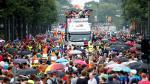 Así se realiza el desfile del orgullo gay en Berlín [FOTOS] - Noticias de orgullo gay